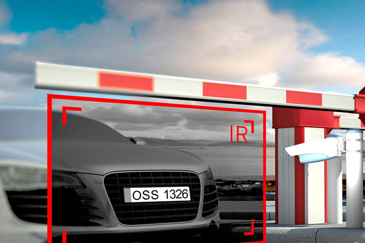 (LPR) LICENSE PLATES RECOGNITION Custom Solutions