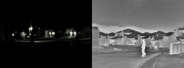 Thermal sample CCTV